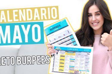 PRESENTACIÓN CALENDARIO DE ENTRENAMIENTO MAYO + RETO BURPEES + PREMIADOS ABRIL #YPCT