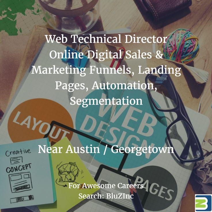 Technical Director #web #digital #marketing #sales #product - technical director job description