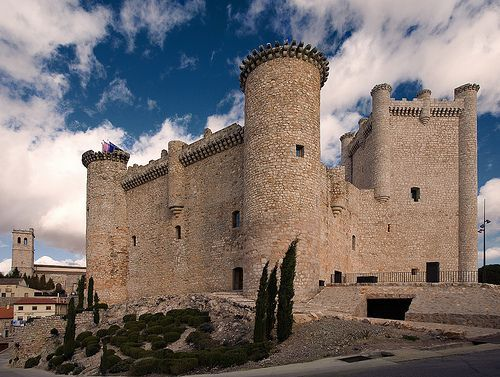 Castillo de Torija. Guadalajara