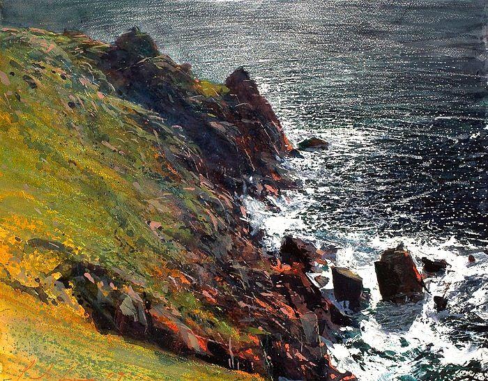 Paul Lewin - Hella Point, Gwennap Head