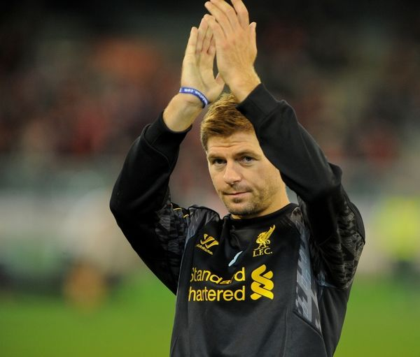 Coming of age - Remembering Steven Gerrard's first goal for Liverpool - Liverpool FC This Is Anfield