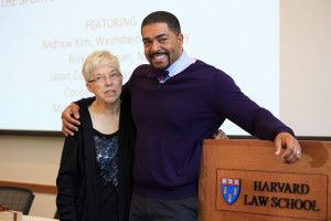 Wrestling with choices: David Otunga '06 - Harvard Law Today