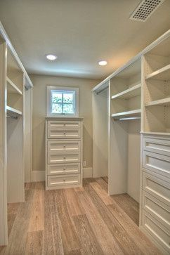 Traditional Home Walk-in Closet Design, Pictures, Remodel, Decor and Ideas @ Home Design - love this look
