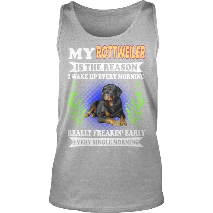 My #ROTTWEILER Is Reason Wake Up Morning, Order HERE ==> https://www.sunfrog.com/Pets/127815722-792225148.html?6789, Please tag & share with your friends who would love it, #birthdaygifts #renegadelife #jeepsafari  #rottweiler hembra, rottweiler funny, rottweiler aleman  #rottweiler #family #gym #fitnessmodel #athletic #beachgirl #hardbodies #workout #bodybuilding