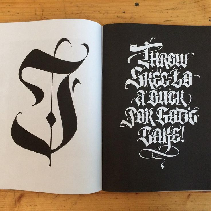 """Last shipments on friday! ""LUCA BARCELLONA - Calligraphy and Lettering"" fanzine is available from Gigantic!  Finally we got the repress of 300 numbered…"""