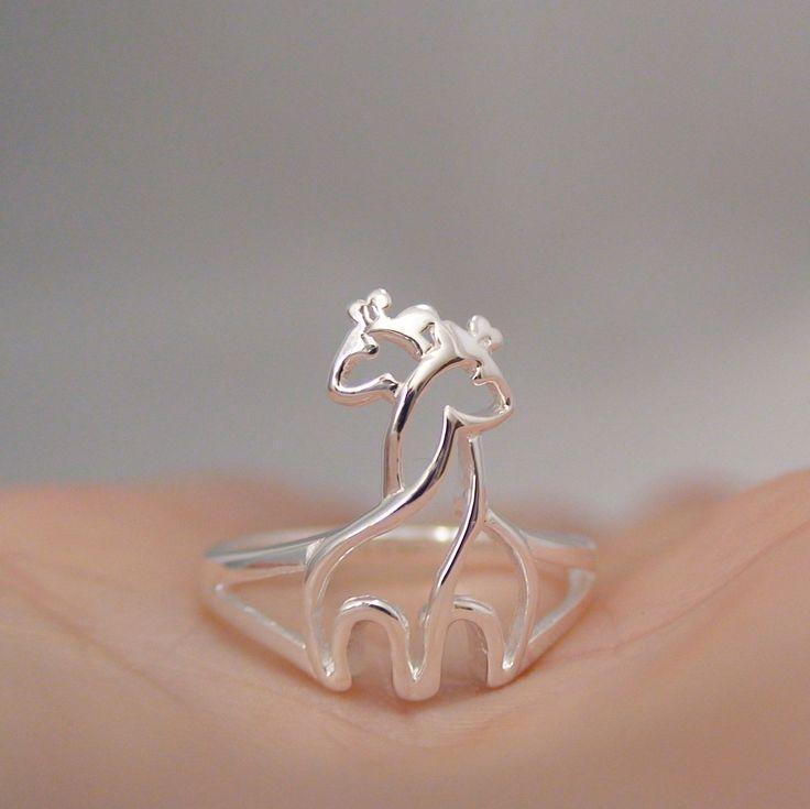 FashionJunkie4Life - Sterling Silver Hugging Giraffe Ring, $20.00 (http://www.fashionjunkie4life.com/sterling-silver-hugging-giraffe-ring/)