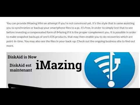 iMazing 2 4 2 With Activation Number Full Free Here | Free
