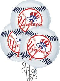 New York Yankees Party Supplies - Party City