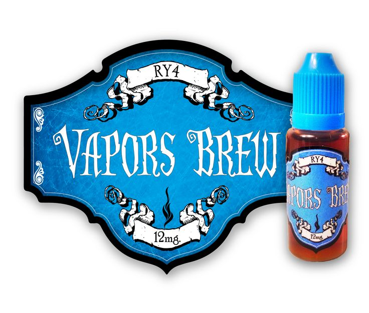 Great new E-Liquids rolling out. Check them out http://www.myvapeworks.com/product/vapors-brew-ry4/