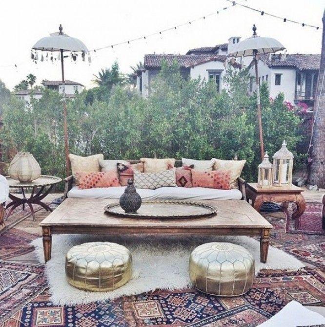 Oasis in the Desert ~ The Vista