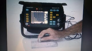 NON DESTRUCTIVE TEST.: Pulser - Receivers in ultrasonic testing