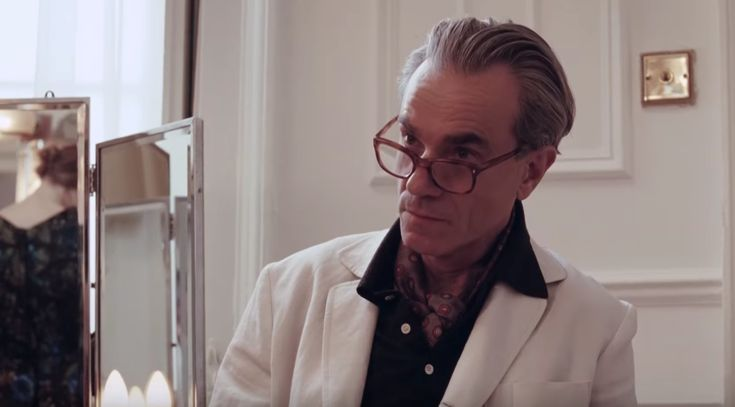 The Spotlight: Daniel Day-Lewis says not wanting to watch 'Phantom Thread' is connected to his decision to retire from acting