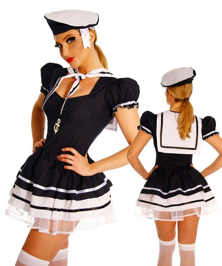 die besten 25 matrosen kost m ideen auf pinterest seemann kost me sailor moon german und. Black Bedroom Furniture Sets. Home Design Ideas