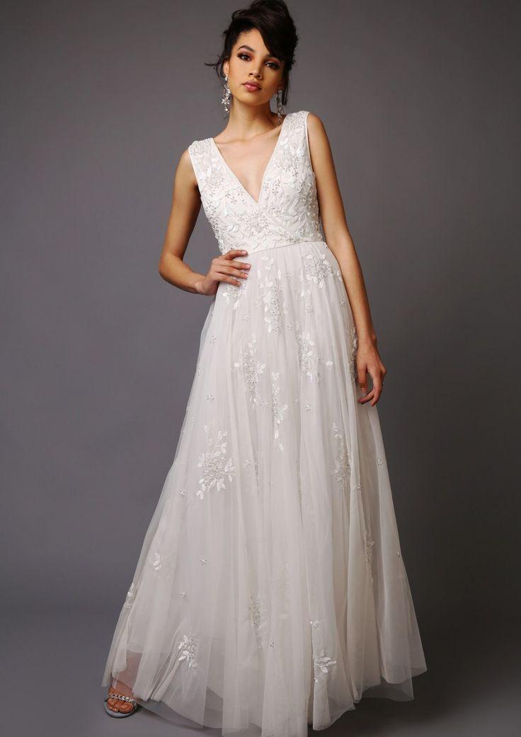 Charlize Wedding Dress - Virgos Lounge