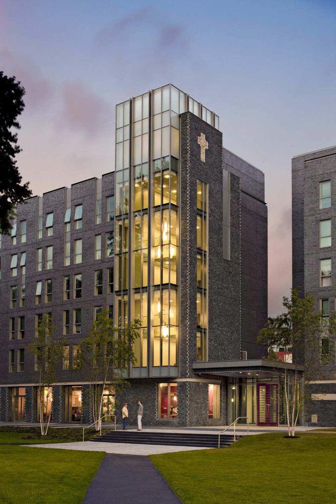 Gallery of Fordham University New Residence Halls / Sasaki - 1