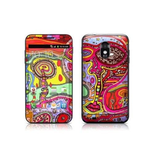 Amazon.com: The Wall Design Protective Skin Decal Sticker for Samsung Galaxy S II Epic Touch Cell Phone: Cell Phones & Accessories