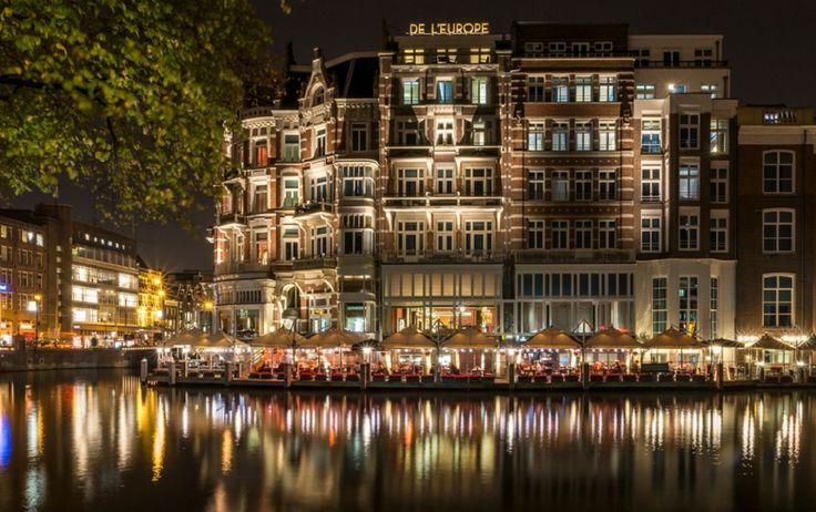 Amsterdam, The Netherlands   1,000,000 Places