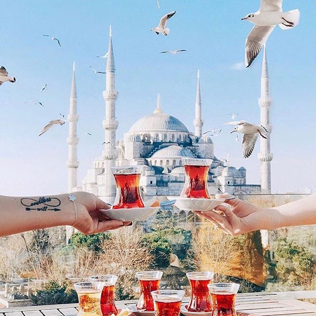 ISTANBUL. Sent @sergeysuxov #istanbul #turkey #travel #europe #cities__world #стамбул #турция #туризм #европа .