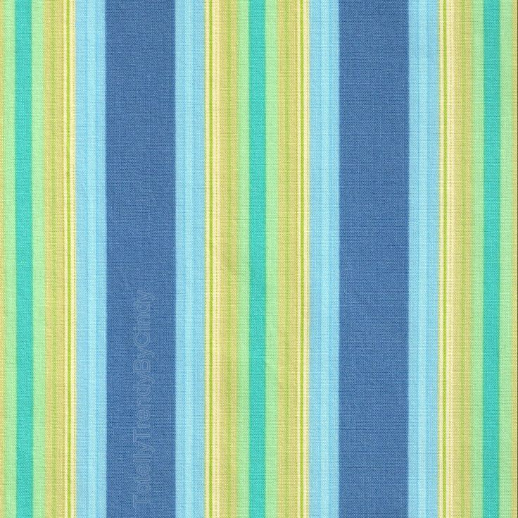 Stripe home decor fabric