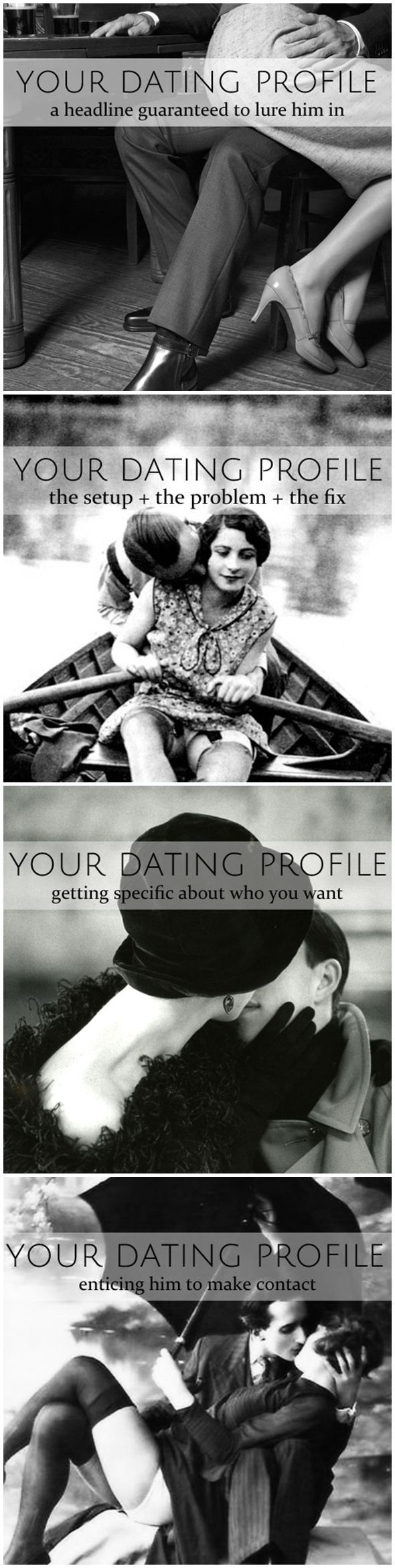 Online Dating Profile Headlines And Profile Examples