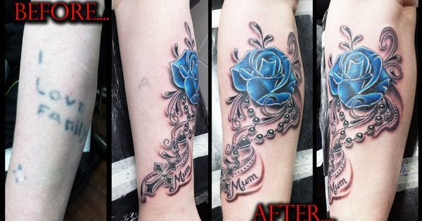 Rosaries Rose tattoos and Rosary bead tattoo on Pinterest