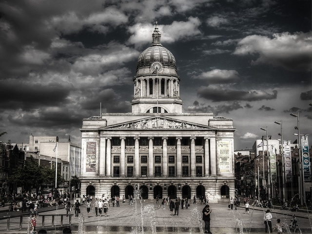 Nottingham Council House by fractalznet, via Flickr