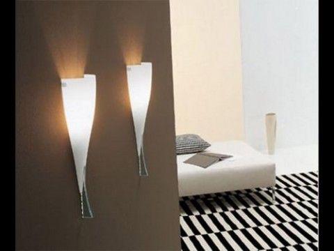 Diseños geométricos para lámparas de pared - http://www.decorationtrend.com/bedroom/disenos-geometricos-para-lamparas-de-pared/