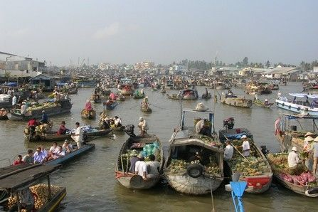 Mekong Delta Tour from SaiGon 3 Days (My Tho - Can Tho - Chau Doc)