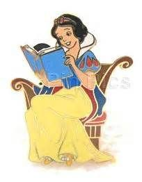 snow white reading a book - Bing Images