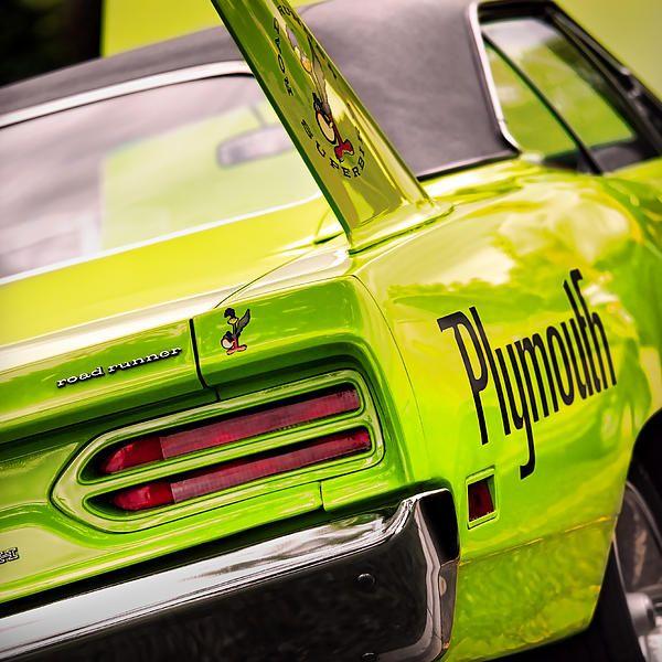 Plymouth Superbird - by Gordon Dean II