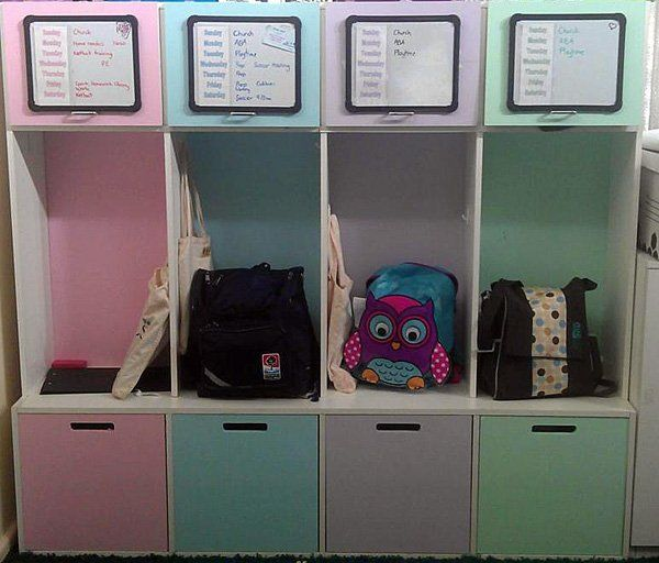 Launch Pods – the clever way to keep kids organised