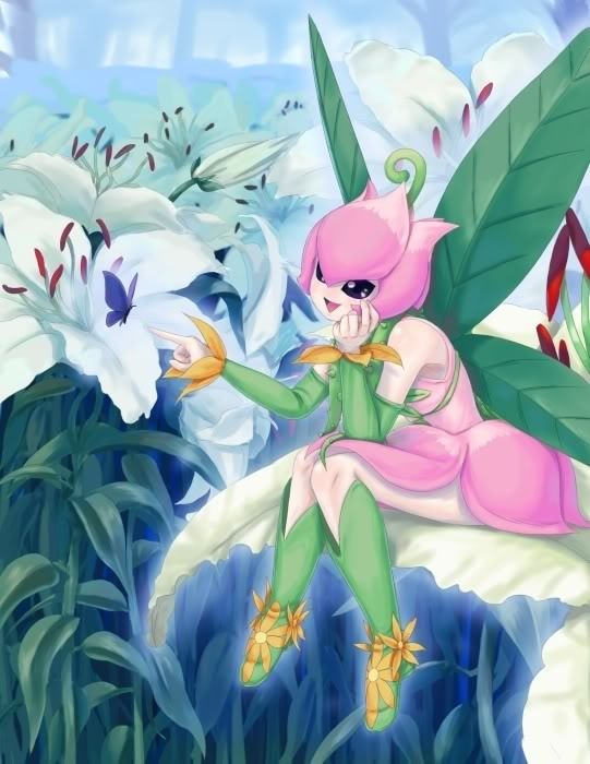 9 best ProjetoCosplay - Lilimon (Digimon) images on Pinterest ...