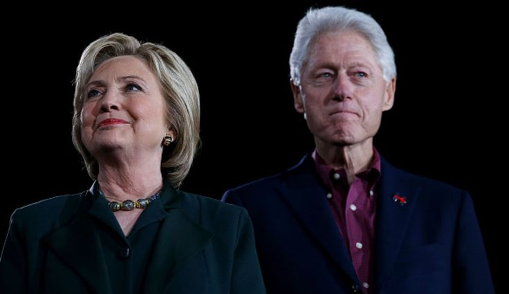 Bill Clinton Campaigns At Polling Stations, Causing Delays: Did He Suppress Voters? [Video]
