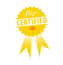 "Get ""Flip Certified"" with Sophia.org.  A great resource for creating tutorials that you can use when flipping your classroom or creating an online or blended learning course."