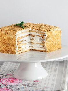 Bisküvili pasta Tarifi - Tatlı Tarifleri Yemekleri - Yemek Tarifleri