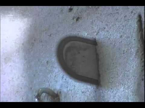 ICS Concrete Chain Saw Applications Video 2.flv
