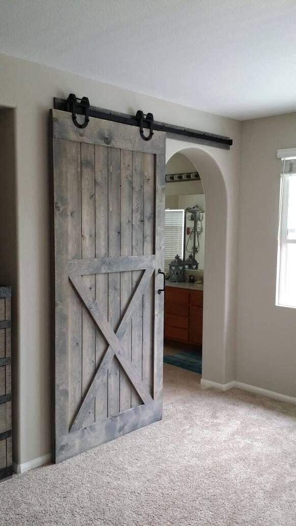 Barn Doors On Pinterest Sliding Barn Doors Sliding Doors And