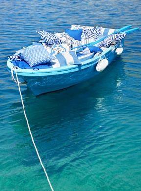 yes please ;) beach, blue, decor, nautical, ocean, turquoise, blues