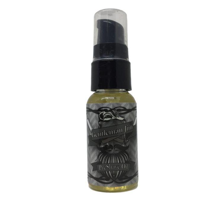 Pre-Shave Oil – Dapper and Dame, Inc