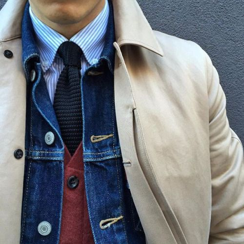Details Make The Difference #1 I recently bought...   MenStyle1- Men's Style Blog