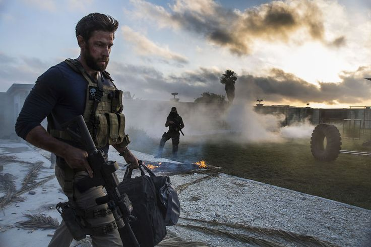 Jack Ryan: Amazons TV Series Is Inspired by the Harrison Ford Movies Debuts March 2018