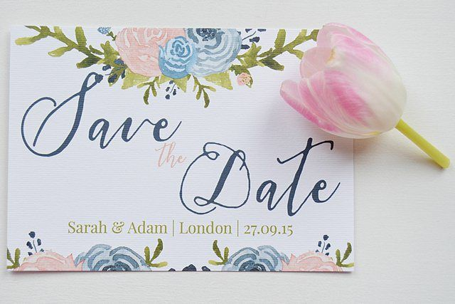 21 Best Images About Save The Date! On Pinterest