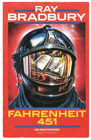 Ray Bradbury's Fahrenheit 451 Book -1953 - A world with no books.....still one of my favorite reads.  Read this in the 3rd grade and it made me sad to think about this possible reality...let the uneducated and extreme religious/ fanatics run our education system and this could become our reality.