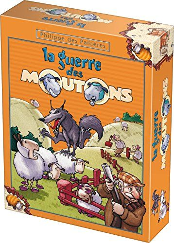 Jeu de stratégie - La guerre des Moutons