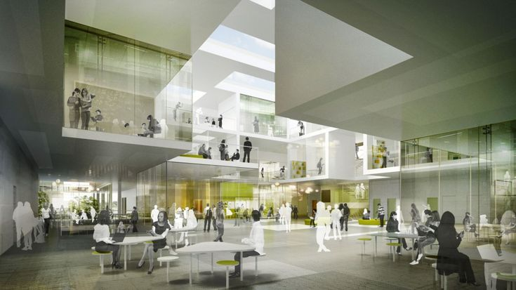Research and Educational Building for Technical University Denmark (4)