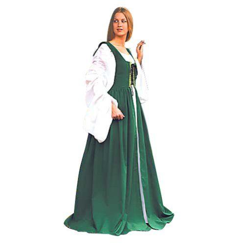 Renaissance style dresses for women