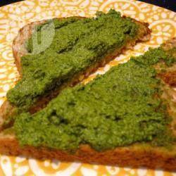 Песто из листовой капусты
