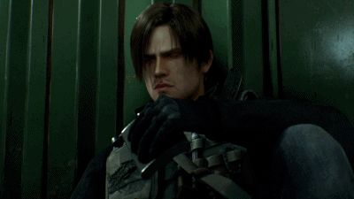 leon s kennedy damnation - Google Search