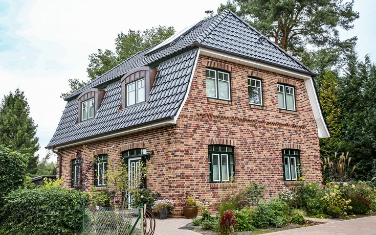 LandhausstilKapitänshaus KSW Massivhaus in 2020