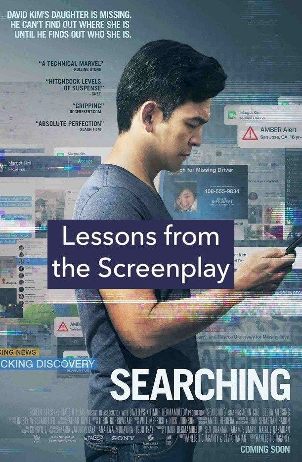 Lessons from the Screenplay: Evolving Screenplay Format